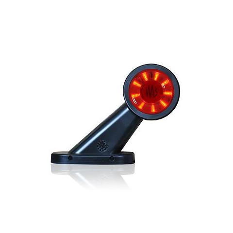 Lampa LED obrysowa przednio-tylna LEWA 501BCL