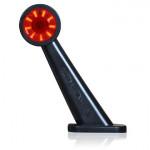 Lampa LED obrysowa przednio-tylna PRAWA 497BCP