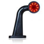 Lampa LED obrysowa przednio-tylna LEWA 499BCL