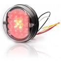Lampa LED zespolona tylna 3 funkcje W42 (214)