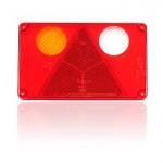 Lichtscheibe für Autoeuchten 114A LINKS (116A)