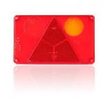 Lichtscheibe für Autoeuchten 115A RECHT (117A)