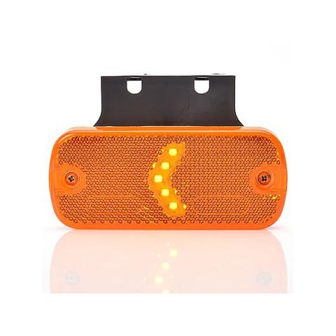 Side position LED lamp holder 12V 24V (901)