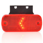 Rear position LED lamp holder 12V 24V (902)