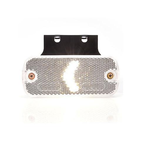 Lampa LED obrysowa przednia wieszak 12V 24V (903)