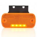 Side position LED lamp holder 12V 24V (904)