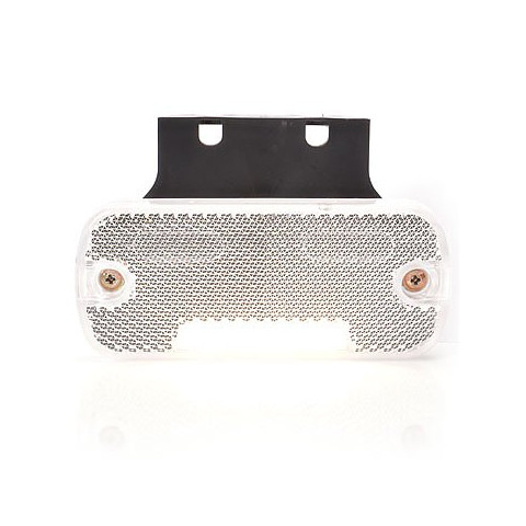 Lampa LED obrysowa przednia wieszak 12V 24V (906)