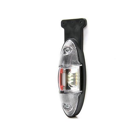 Front-rear position LED lamp 12V 24V RIGHT 818P/II