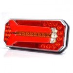 Multifunctional LED lamp 7 functions 12V 24V L/R 1114 DD