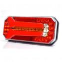 Lampa LED tylna 7 funkcji 12V 24V L/P 1114 DD