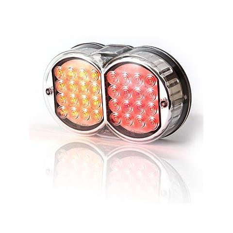 Lampa LED zespolona tylna 3-funkcyjna W41 (226)