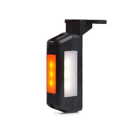 Lampa LED przednio-tylno-boczna PRAWA 1080PIII