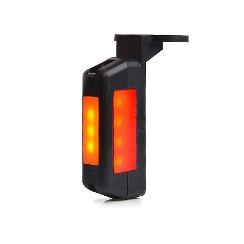 Lampa LED przednio-tylno-boczna LEWA 1080LIII