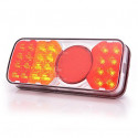 LED multifunctional rear lamp 5 functions LEFT (313KR)