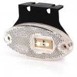 Side position multifunctional LED lamp yellow (309Z)