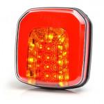 Lampa LED zespolona tylna 3 funkcje 12V-24V 1089