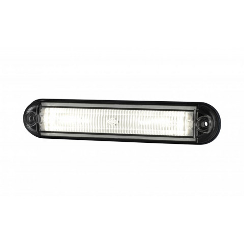 Lampa LED obrysowa biała światłowód LD2332