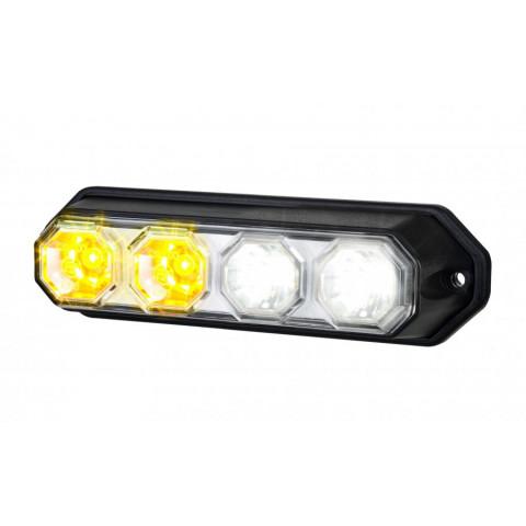 Lampa LED zespolona przednia 2 funkcje LZD2265