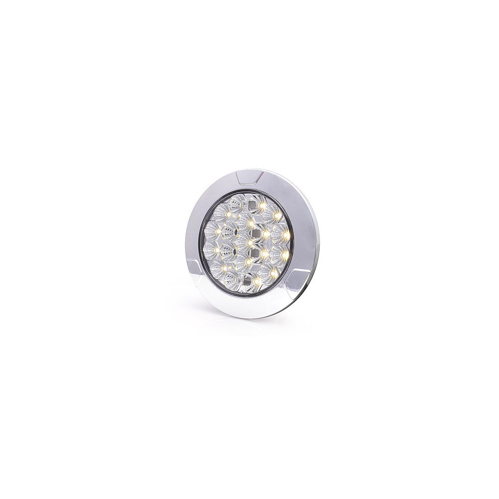 Led Interior Lighting Round Lamp 12v 24v 991 Autoleds Pl