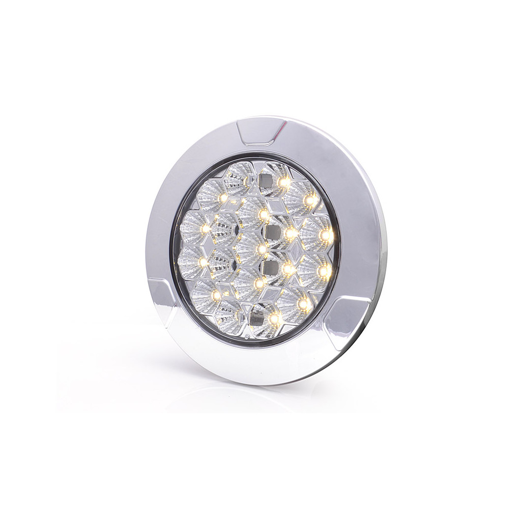 Innenbeleuchtung LED Lampe Rund 12V-24V 991 - AutoLEDs.pl