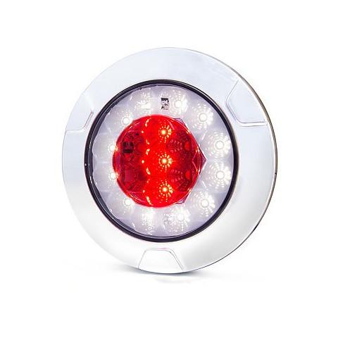 Lampa LED zespolona tylna 2 funkcje okrągła 1092/I