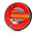 Lampa LED tylna 3 funkcje 12V-24V 1128