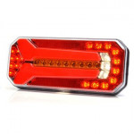 Multifunctional LED rear lamp 7 functions LEFT 1117L DD