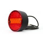 Lampa LED zespolona tylna W19D (232)