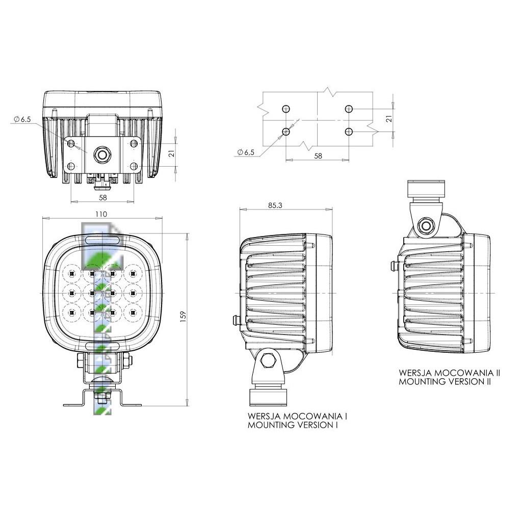 Fein Anhänger Licht Setup Bilder - Schaltplan Serie Circuit ...