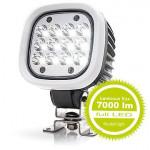 LED work lamp 7000lm focused light 12LED 1208