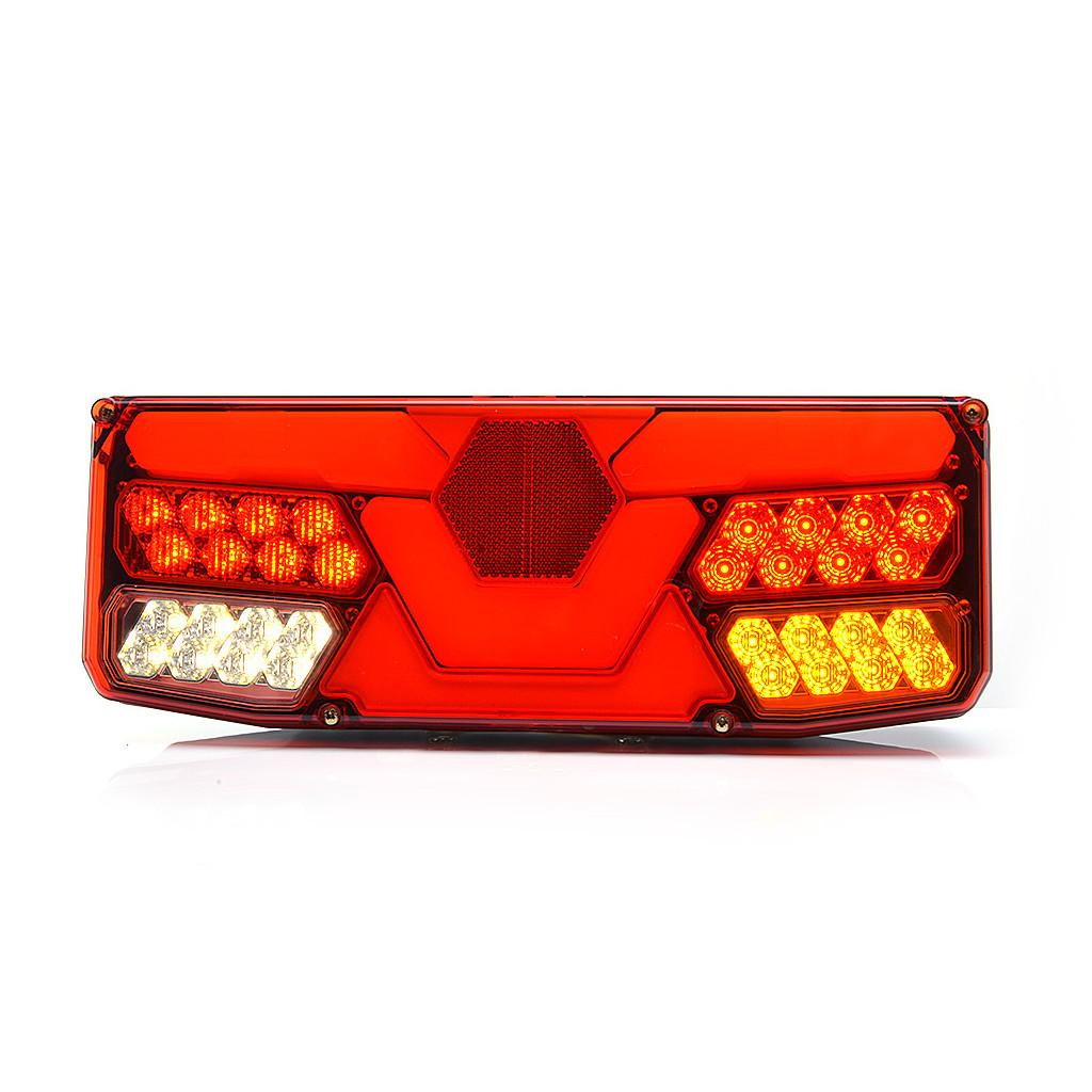 LED Rückleuchte LKW PKW Wohnmobil Wohnwagen Anhänger Leuchte 24V ...