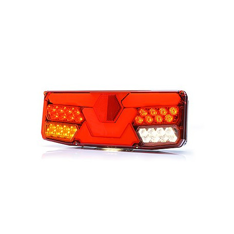 Multifunctional LED rear lamp 6 functions 24V RIGHT 1062o24