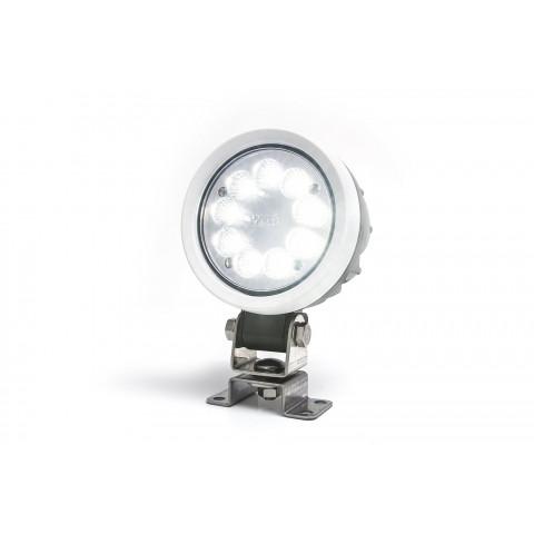 Lampa LED robocza okrągła 7000lm 9LED rozproszone 1153