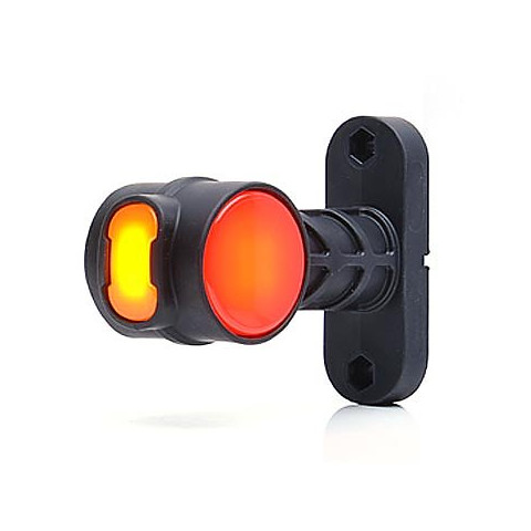 Lampa LED przednio-tylno-boczna 12V-24V 1099
