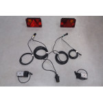 Complete lighting set 7pin WIOLA MAZOVIA SILEZIA I.6