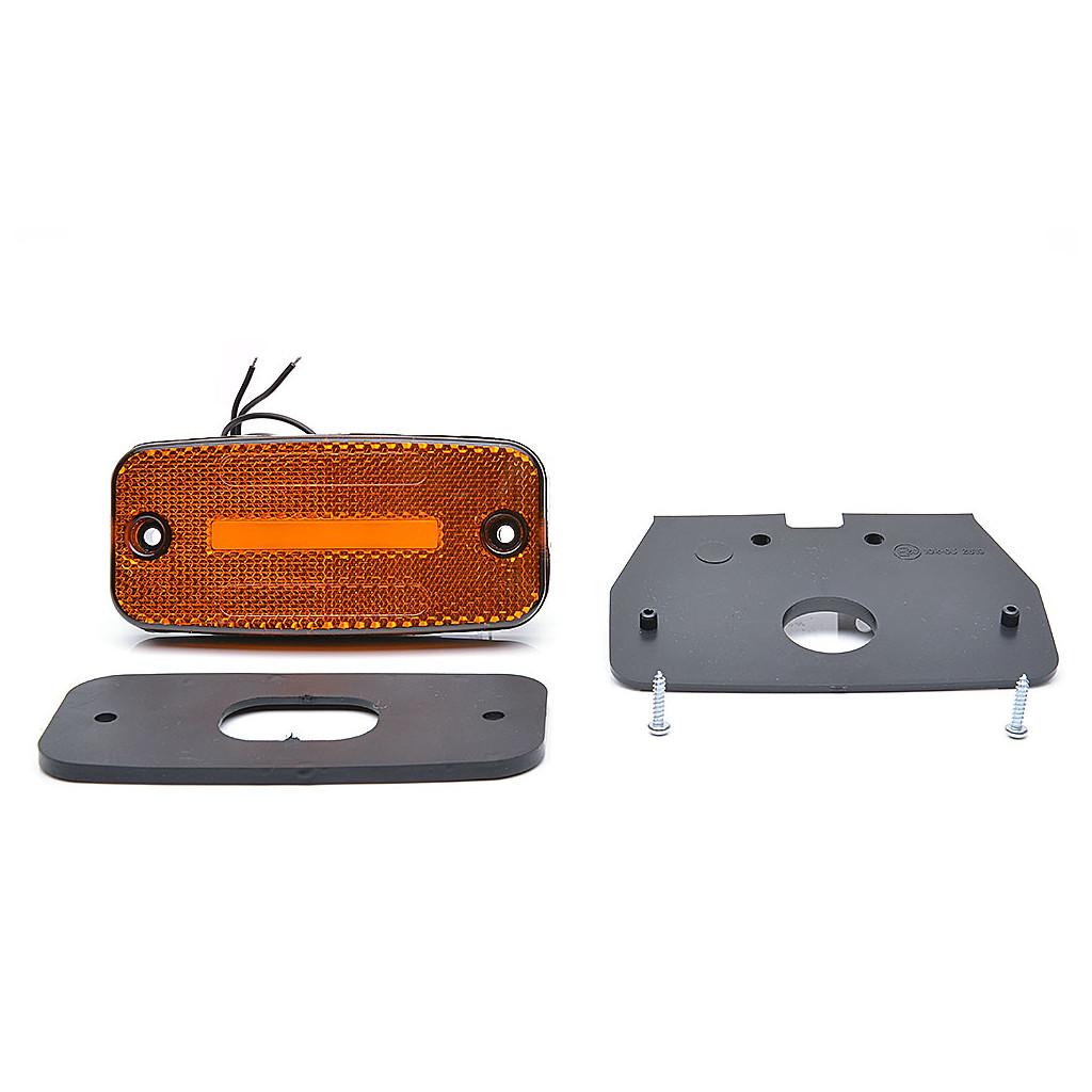 LED-Lampe Positionsseite hanger 12V-24V 1134 - AutoLEDs.pl