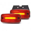 Lampa LED pozycyjna tylna wieszak 12V-24V 1135