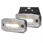 Rear position LED lamp holder 12V-24V 1135