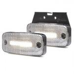Rear position LED lamp holder 12V-24V 1135