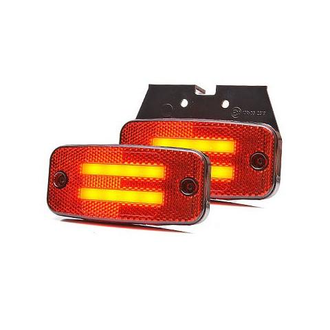 Lampa LED pozycyjna tylna wieszak 12V-24V 1139