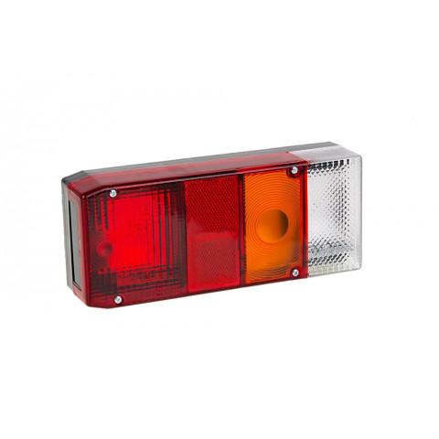 Lampa tylna do przyczep i dostawczych PRAWA (002P)