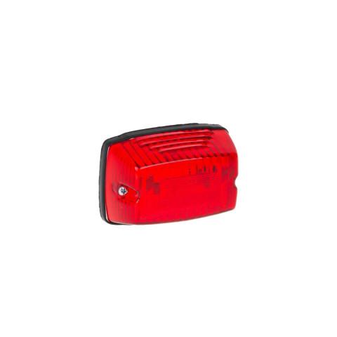 Lampa obrysowa czerwona IKARUS (006C)