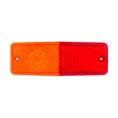 Rear FT-007 lamp cover lens universal (007K)
