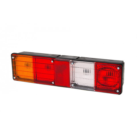 Rear lamp 5-sectional PN TRUCK ST LEFT (014L)