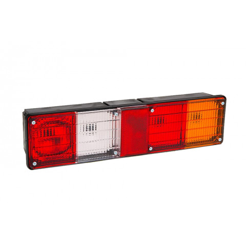 Rear lamp 5-sectional PN TRUCK ST RIGHT (014P)