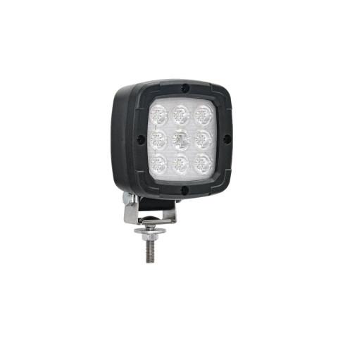 Lampa LED robocza 9 diod OSRAM 15W 12V-50V (036)