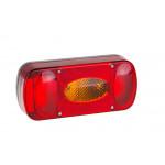 Rear lamp for trailers fog light LEFT (036L)