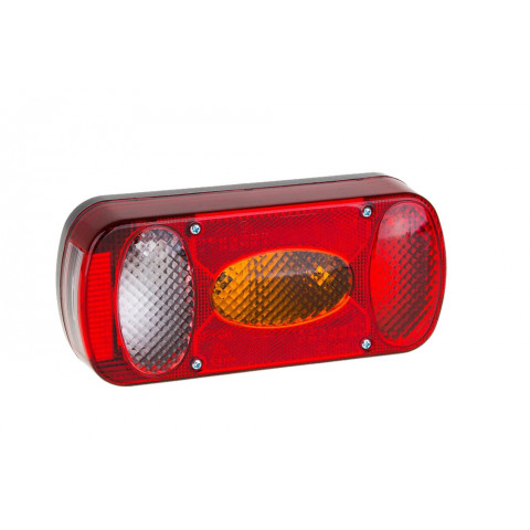 Rear lamp for trailers reversing light RIGHT (036P)
