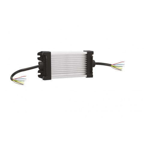 LED control box ALU SMART 12V w/o plugs