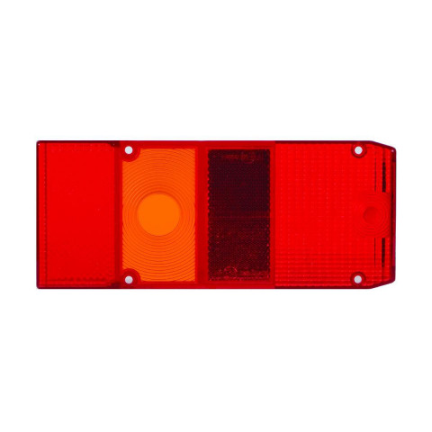 Rear 002L lamp cover fog light LEFT (002KL)